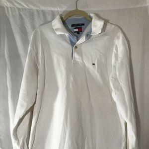 Tommy Hilfiger Vintage Men's Polo Shirt Size XL
